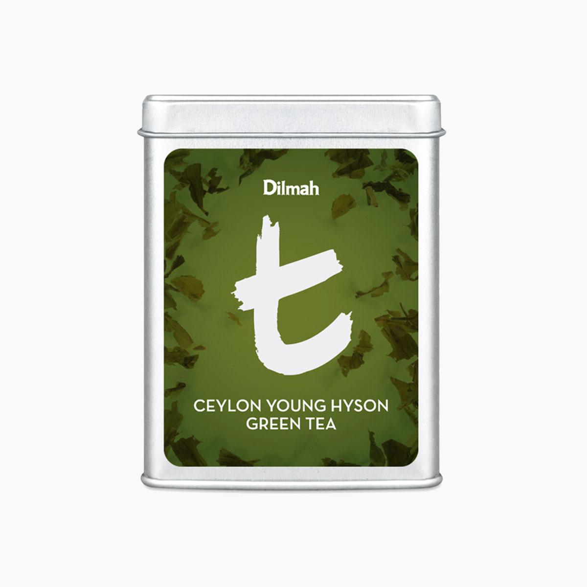 CEYLON YOUNG HYSON GREEN TEA 85g